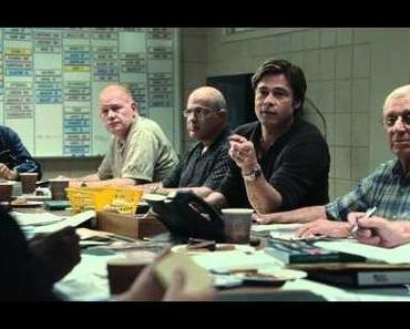 """Moneyball"" US Trailer und Kinostart"
