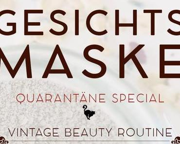 Gesichtsmaske, wöchentliche Tiefenreinigung