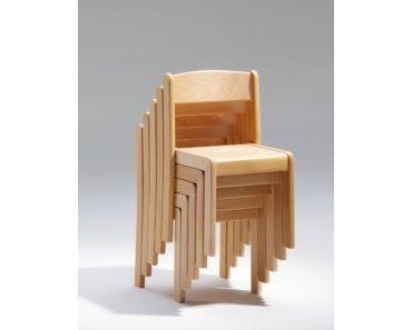 Zu oft vernachlässigt: Die richtigen Stühle für Kindergärten und Kitas