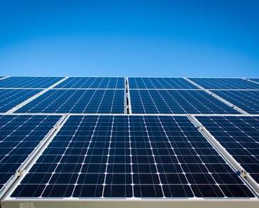 Lockdown und gutes Wetter bringen Solarstromrekord