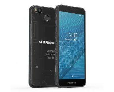 Fairphone 3 mit alternativen Android