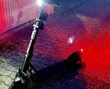 Otto Now E-Scooter im Test: Rock'n'roll?