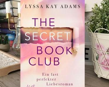 |Kritik| Lyssa Kay Adams - The Secret Book Club 1 - Ein fast perfekter Liebesroman