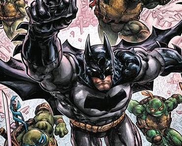 {Rezension} Batman/Teenage Mutant Ninja Turtles: Helden in der Krise von James Tynion IV,  Freddie E. Williams II & Kevin Eastman