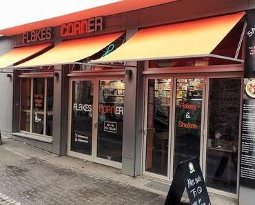 GESCHLOSSEN !!! Flakes Corner – Riesige Auswahl im Cornflakes-Café Berlin