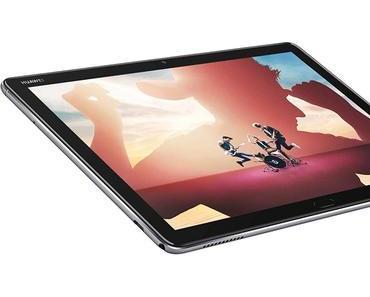 Huawei MediapadM5lite10 Test