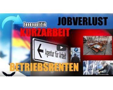 Dramatische Lage der deutschen-, der europäischen- und der Weltwirtschaft