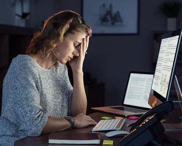 Ausgebrannt oder überwältigt von der Arbeit: Das hilft!