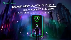 Gaming-Smartphone Xiaomi Black Shark 3 erschienen
