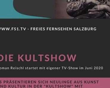Roman Reischl startet eigene TV-Show im Juni auf FS1!
