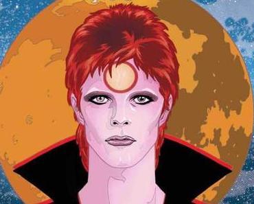 {Rezension} Bowie – Sternenstaub, Strahlenkanonen und Tagträume von Michael Allred, Steve Horton & Laura Allred