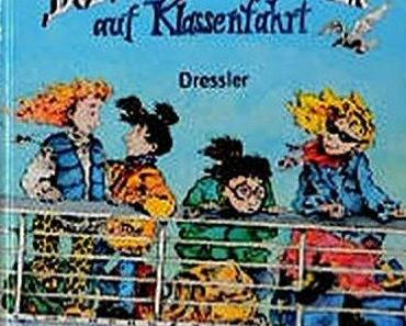 """[Rezension] Cornelia Funke """"Die Wilden Hühner auf Klassenfahrt"""""""