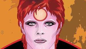 Bowie Sternenstaub, Strahlenkanone Tagträume