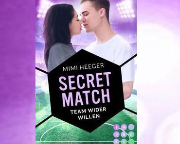 [Rezension] Mimi Heeger – Secret Match. Team wider Willen