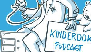 Einhornpflaster. Kinderdok-Podcast.