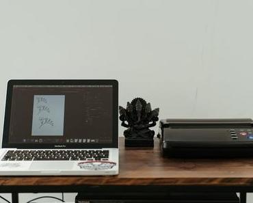 Drucker mit Bluetooth Verbindung einrichten