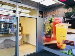 Bubble Tea in der Bayerstraße getestet und ausprobiert