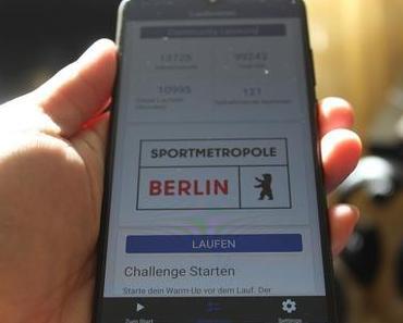 #20139 Challenge Event – so war das Laufen mit der App