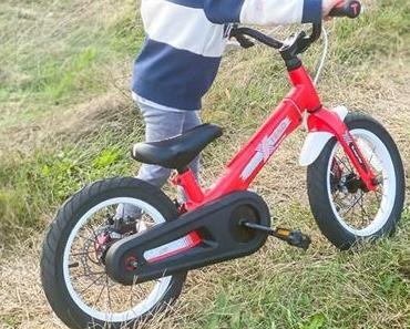 Das SmarTrike Xtend Mg+: Das cleverste Bike für Kinder unter 6