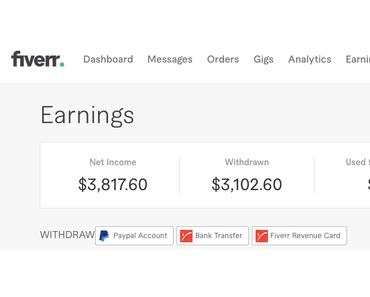Können Freelancer mit Fiverr und Co Geld verdienen? [Und ist es sinnvoll?]