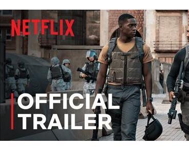 Outside the Wire- Low Level Produktion von Netflix