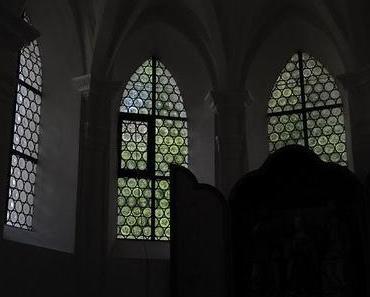 Füssen, Hohes Schloss:Terrassengarten und Veitskapelle als neue Sehenswürdigkeiten