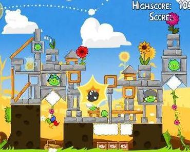 """Sommer-Update für """"Angry Birds Seasons"""" erschienen - 30 neue Levels"""