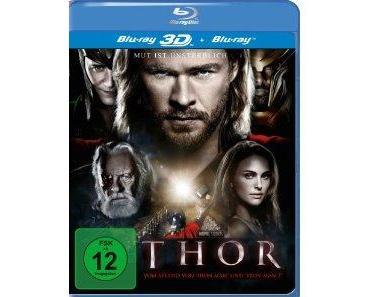 Thor Bluray 3D + 2D