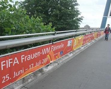 Frankfurt: Hauptstadt der Frauen-Fußball-WM
