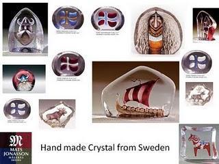 Produkt der Woche - Wikinger, Trolle, Elche und Rentiere in Kristall