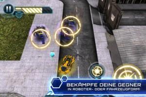 Transformers 3 – Offizielles Spiel zum Film ab sofort erhältlich!