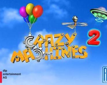 Crazy Machines 2: Die verrückten Maschinen sind zurück