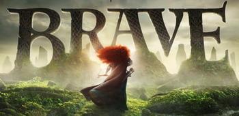 Teaser zu Pixars 2012er Film 'Brave'
