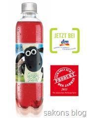 Brandnooz testet Prebiotik-Drink LIMUH Shaun das Schaf