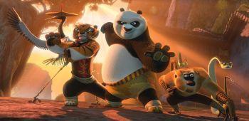 Filmkritik zu 'Kung Fu Panda 2′