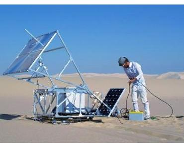 markus kayser: solar 3D Drucker