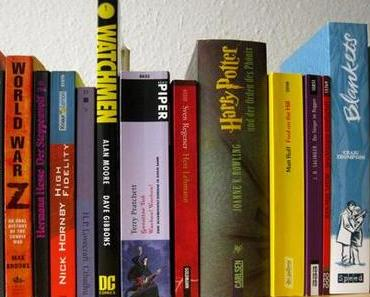 15 Lieblingsbücher