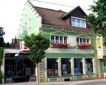 Apotheken in aller Welt, 136: Königsfeld, Deutschland