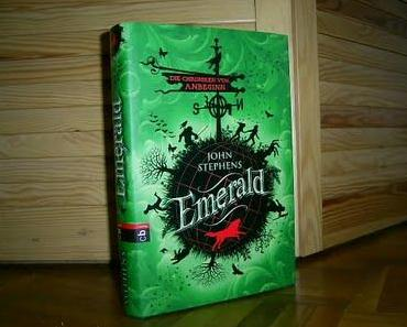 Emerald - Die Chroniken von Anbeginn von John Stephens