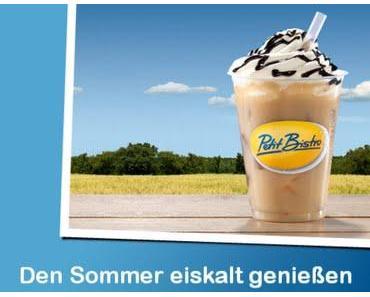 "Gratis Eiskaffee bei Aral ""Petit Bistro"""