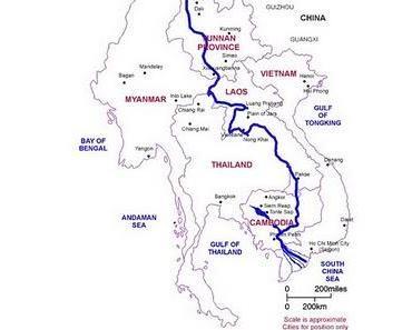 Mein Mekong - Reportage.