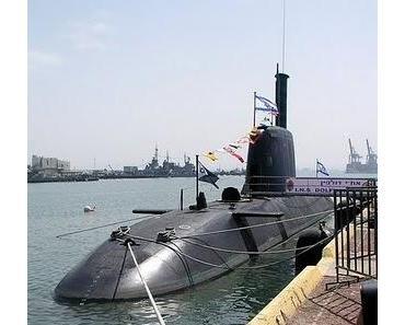 U-Boote für Israel - Deutschland heizt Konflikt an