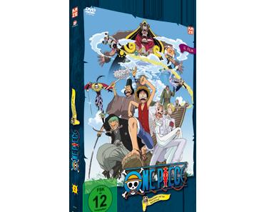 One Piece – 2.Film: Abenteuer auf der Spiralinsel! (Animé von Kazé)