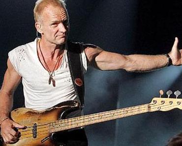 Sting in Venedig