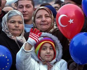 Die Türken vor Brüssel