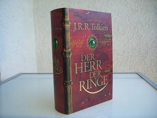 Book in the post box: Der Herr der Ringe