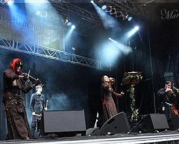 Rosa Crux, Narsilion und Trobar de Morte in Barcelona.