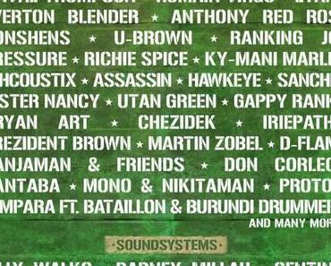 Reggae Jam Festival 2011