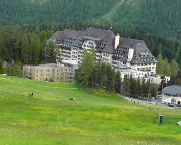 Bilderberg 2011 - Reise und Ankunft nach Sankt Moritz - Der Berg ruft
