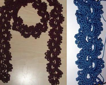 Queen Anne´s Lace Scarf